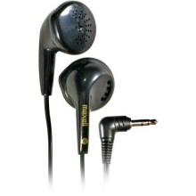 Auriculares MAXELL JACK 3,5 mm preto