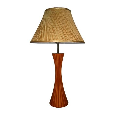 Candeeiro de mesa SIGLO třešňové madeira