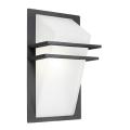EGLO 83433 - Luz de parede de exterior PARK 1xE27/60W IP44