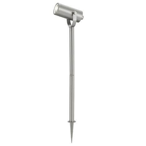 EGLO 85994 - Lâmpada de foco externo RIGA 1 1xGU10/35W IP44