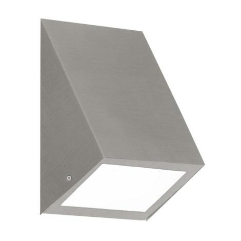 EGLO 86993 - Luz de parede de exterior ARKTIC 1xE27/60W IP44