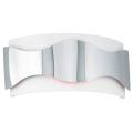 EGLO 88277 - Luz de parede FREERIDE 1 1xG23/9W branco