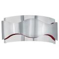 EGLO 88279 - Luz de parede FREERIDE 1 1xG23/9W/230V