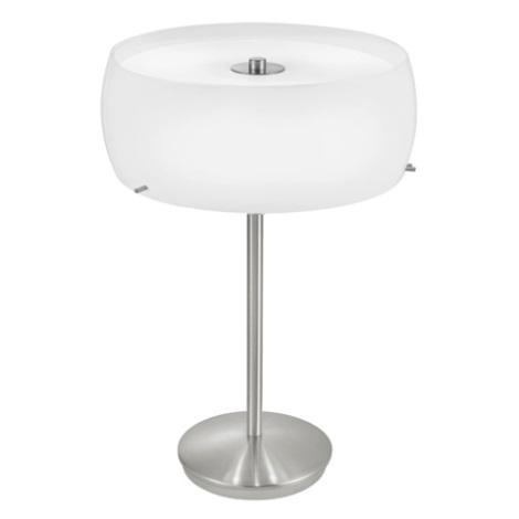 EGLO 88738 - Lâmpada de mesa CAMARO 1 1xG10Q/32W branco