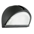 EGLO 89767 - Luz de parede de exterior ONJA 1xE27/60W preto antigo IP44