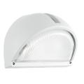 EGLO 89768 - Luz de parede de exterior ONJA 1xE27/60W branco IP44