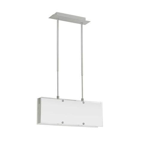 EGLO 90145 - Candelabro INDO 1 3xG9/9W branco