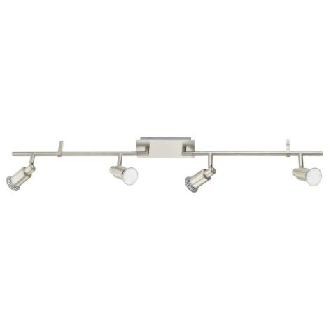 EGLO 90826 - Foco LED ERIDAN 4xGU10/5W LED