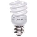 Lâmpada economizadora de energia Philips E27/12W/230V 2700K