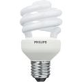 Lâmpada economizadora de energia Philips TORNADO E27/15W/230V 2700K