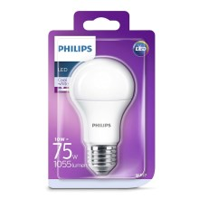 Lâmpada LED Philips E27/10W/230V