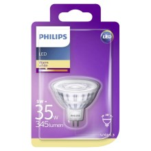 Lâmpada LED Philips GU5.3/5W/12V 2700K