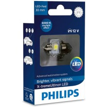 LED Lâmpada de carro Philips X-TREME ULTINON 129416000KX1 LED SV8.5–8/0,8W/12V 6000K