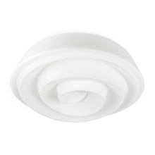 Linea Light 7658 - Luz de teto ROSE 3xE27/46W/230V IP40