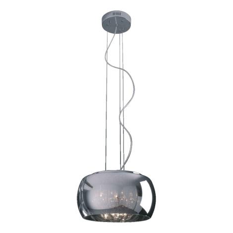 Luxera 46011 - Candelabro pendente SPHERA 5xG9/33W/230V