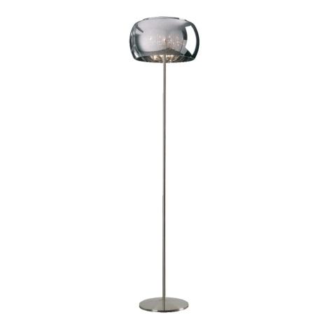 Luxera 46056 - Candeeiro de chão SPHERA 4xG9/42W/230V