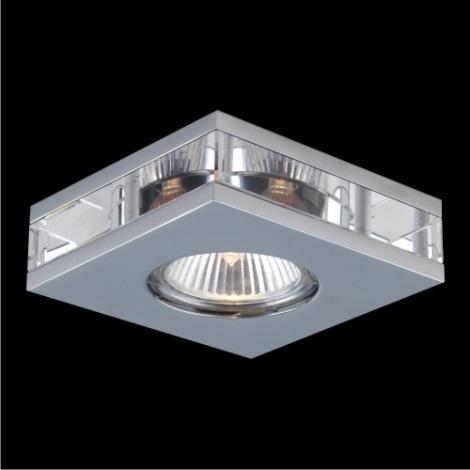 Luxera 71001 - Luz embutida ELEGANT 1xGU10/50W/230V