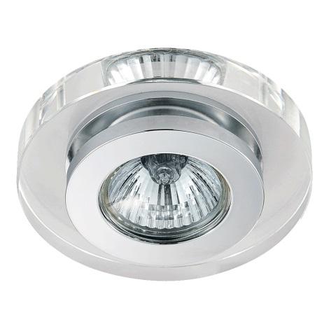 Luxera 71005 - Luz embutida ELEGANT 1xGU10/50W/230V