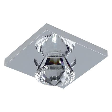 Luxera 71016 - Luz de teto suspensa LED LEDS 1xLED/1W/230V