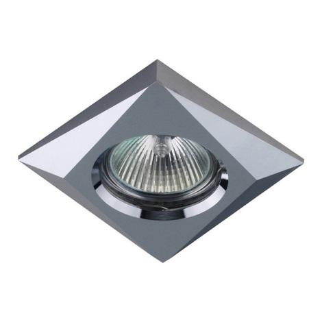 Luxera 71018 - Luz embutida ELEGANT 1xGU10/50W/230V