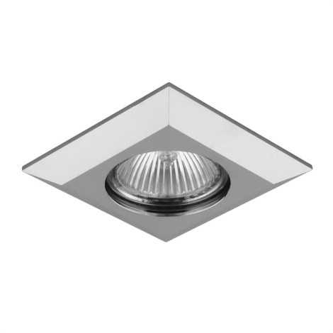 Luxera 71022 - Luz embutida ELEGANT 1xGU10/50W/230V