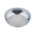 Luxera 71047 - Luz encastrada de casa de banho IP 1xGU10/50W/230V IP54