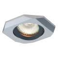 Luxera 71058 - Luz embutida ELEGANT 1xGU10/50W/230V