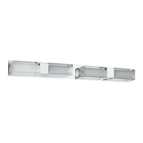 Luxera 8032 - Luz de parede CASIUS 4xG9/40W/230V