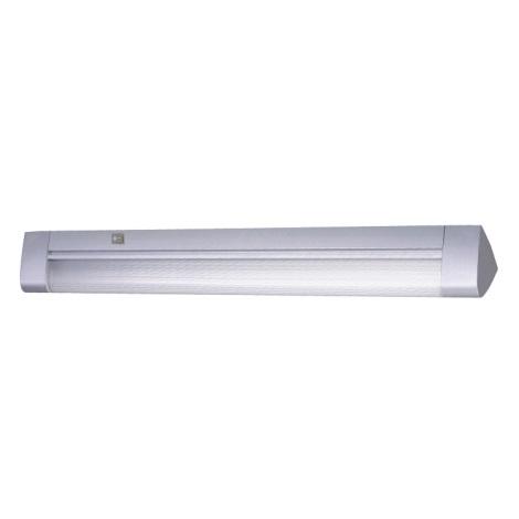Luz de parede 1xT5/8W prata