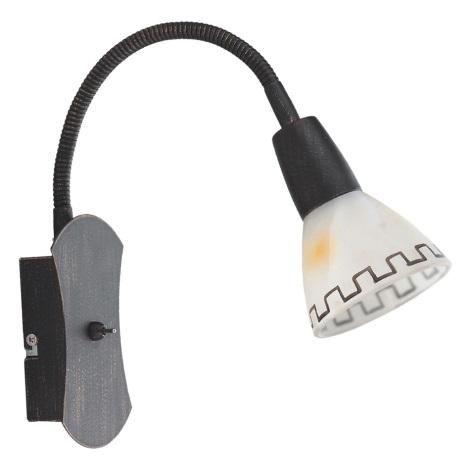 Luz de parede AZTEC krk 1xE14/40W