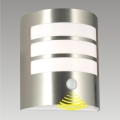 Luz de parede de exterior com sensor TOLEDO 1xE27/11W/230V IP44