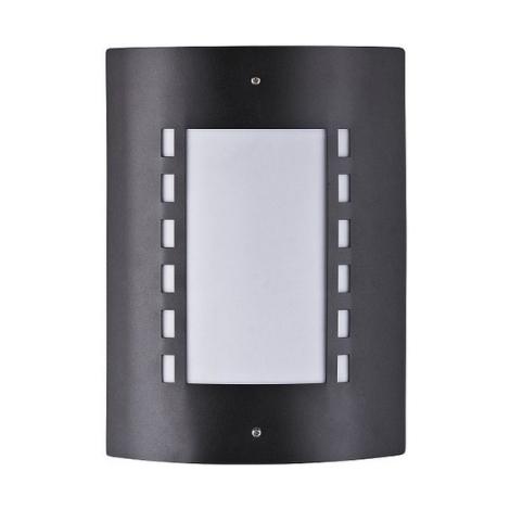 Luz de parede de exterior DENVER 3 1xE27/60W IP44