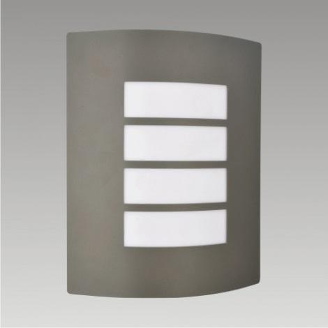 Luz de parede de exterior MEMPHIS 1xE27/15W/230V IP44