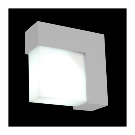 Luz de parede de exterior OSLO 1xE27/14W/230V IP44
