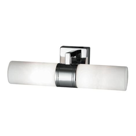 Luz de parede para casa de banho ANITA 2xE14/40W/230V IP44
