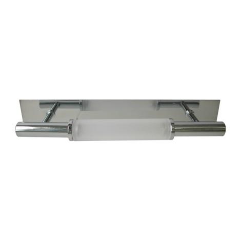 Luz de parede para casa de banho VISTA 2xG9/28W/230V IP44