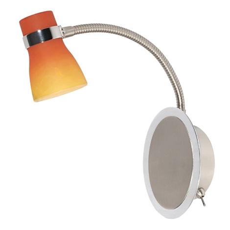 Luz de parede TRENTO 1xG9/40W/230V