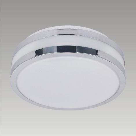 Luz de teto de casa de banho NORD 2xE27/60W/230V IP44