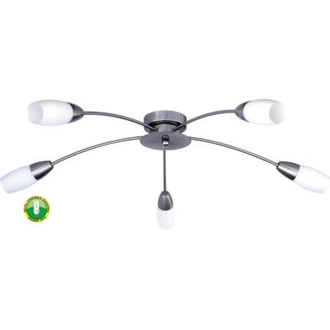 Luz de teto PROXI PLUS 5xE14/9W/230V