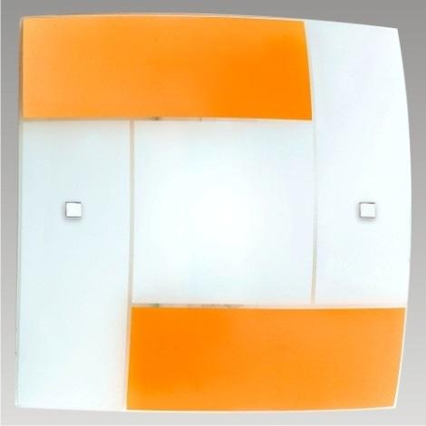 Luz de teto SINUS 2xE27/60W