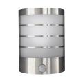 Massive 17174/47/10 - CALGARY Luz de exterior com sensor 1xE14/12W/230V IP44