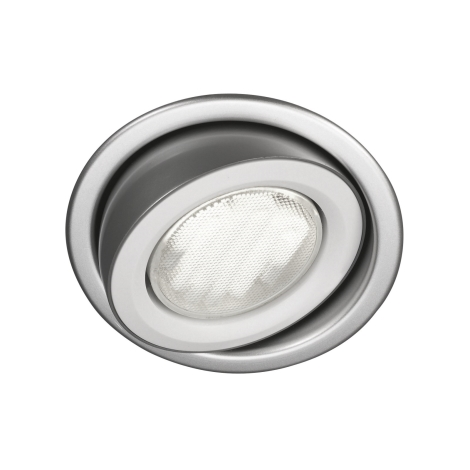 Massive 59600/48/10 - Luz encastrada de casa de banho MONO 1xGX53/9W/230V Alumínio