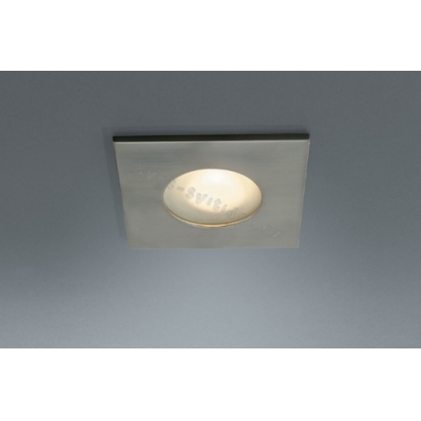 Massive 59910/17/10 - Luz encastrada de casa de banho TIGRIS 1xGU10/50W/230V IP44