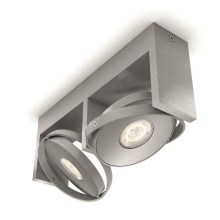 Philips 53152/48/P0 - Foco LED PARTICON 2xLED/4,5W/230V