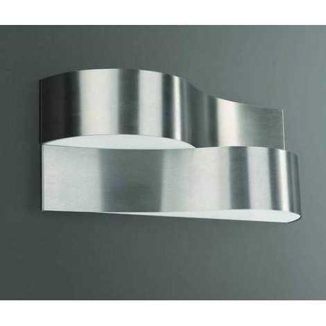 Philips Massive 17185/47/10 - Luz de parede de exterior CAPRI 2xE14/11W IP44