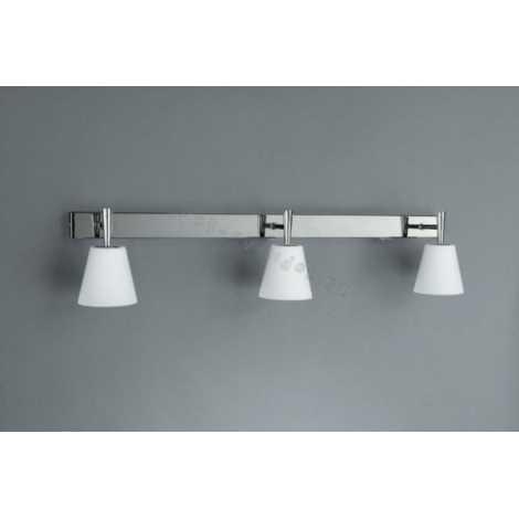 Philips Massive 34083/11/10 - Luz de parede para casa de banho GLACIER 3xG9/40W
