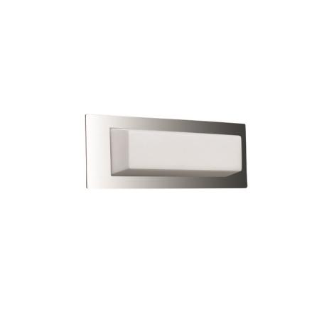 Philips Massive 34137/11/10 - Luz de parede de exterior NAIDA 1xE27/20W/230V IP44