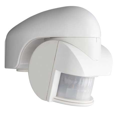 Philips Massive 87098/12/31 - Sensor de movimento VIRGINIA branco IP44