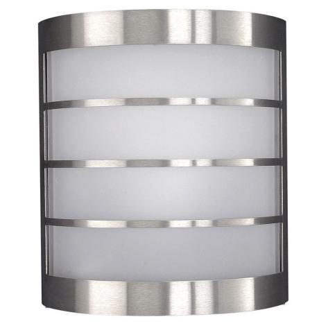 Philips Massive - Luz de parede de exterior 1xE14/12W IP44