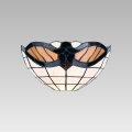 Prezent 148 - Luz de parede TIFFANY 1xE14/40W/230V